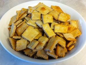 Karl's Raspberry Cream Crackers