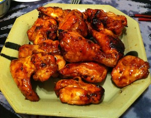 Karl's Barbecued Chicken Teriyaki II