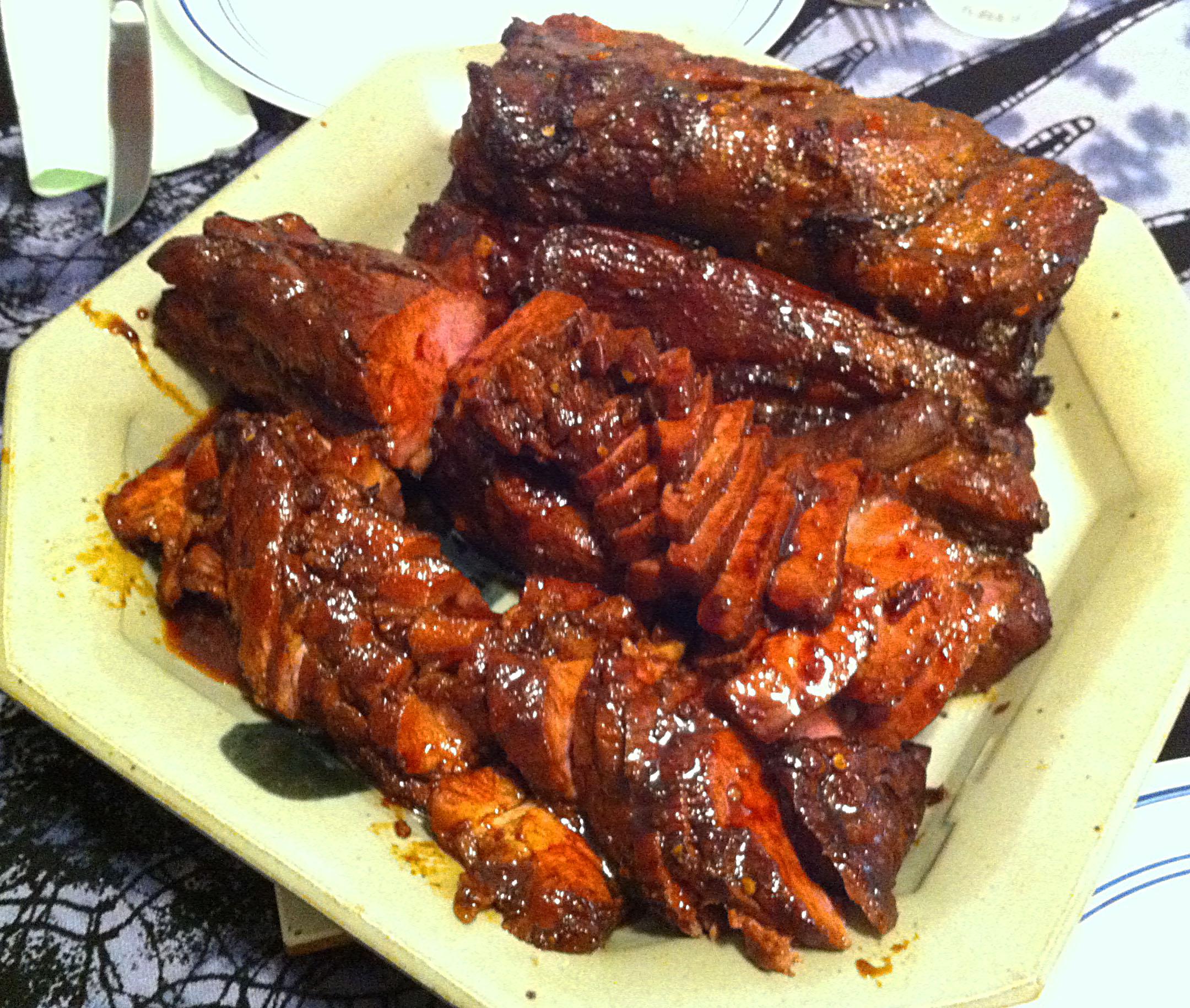 Karl's Char Siu (Chinese Barbecued Pork)