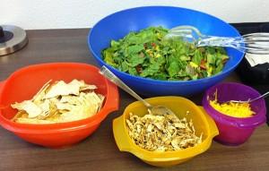 Karl's Cal-Mex Salad