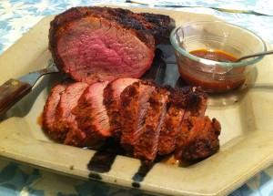 Karl's Santa Maria Barbecued Tri-tip
