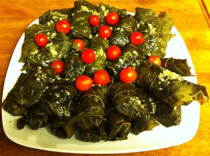 Karl's Greek Dolmas