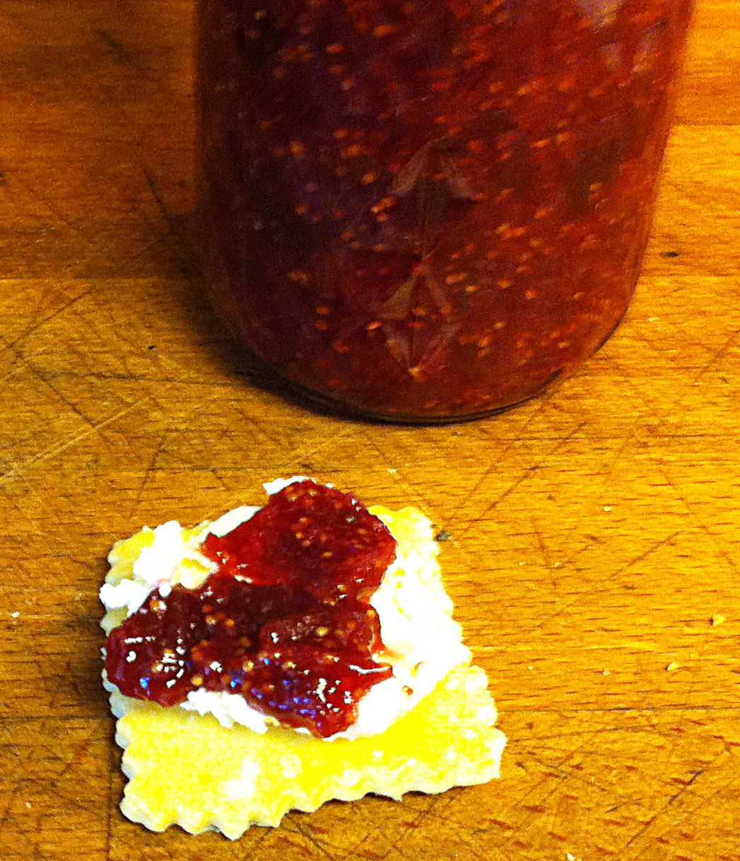 Mission Fig Jam Recipe — Dishmaps