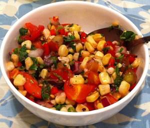 Karl's Corn Salsa