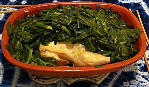 Karl's Medicinal Dong Quai Chicken Soup