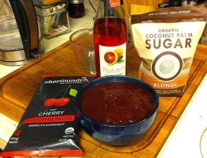 Jan's Cherry Cranberry Sauce