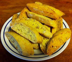 Karl's Almond Biscotti