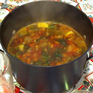 Karl's Italian Vegetable Soup
