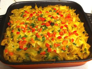 Karl's It's Not a Tuna Casserole! III