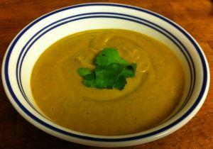 Karl's Maafe, Mafé or Groundnut Chop (West African Sweet Potato and Peanut Soup)