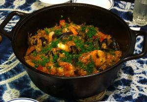 Karl's Ttoro, Basque Fish Stew