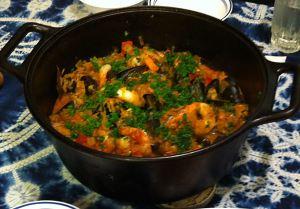 Karl's Ttoro, Basque Fish Stew