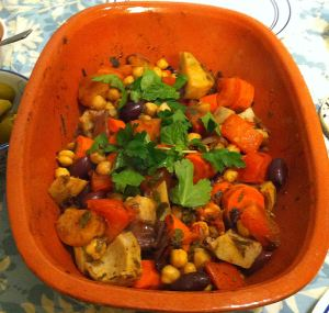 Karl's Vegetable Tajine (Tagine)