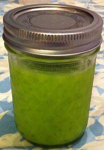 Karl's Lime Curd