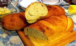 Karl's Rustic Italian Bread