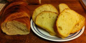 Rustic Italian Bread Baked in a Moist Oven