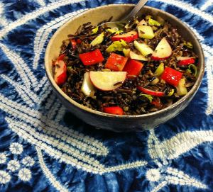 Karl's Wild Rice Salad