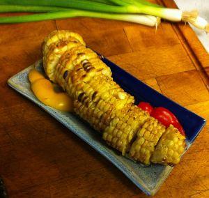 Karl's Tunisian Tabil Spiced Barbecued Corn