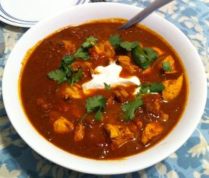 Karl's Chicken Curry