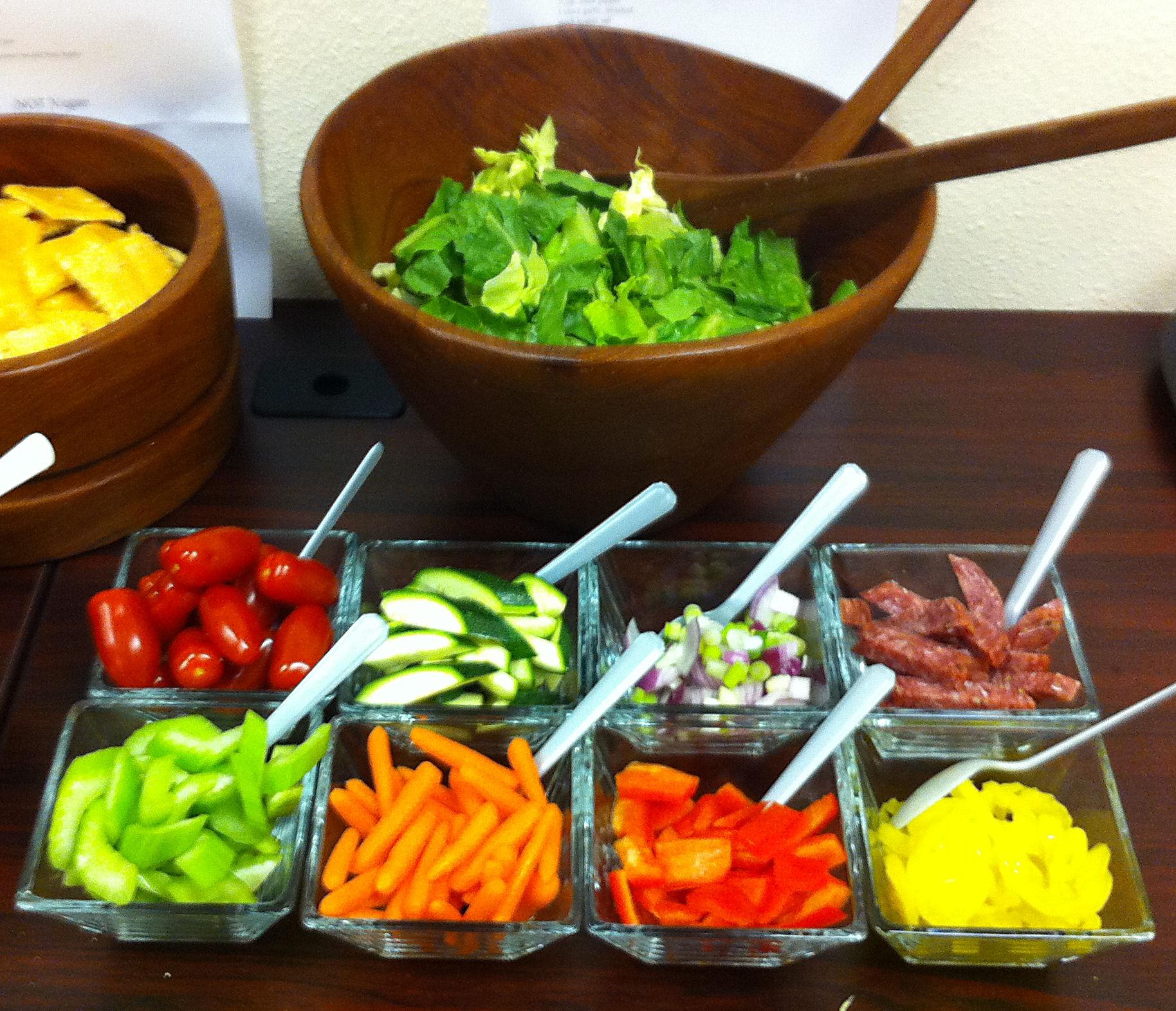 Salad Buffet Near Me