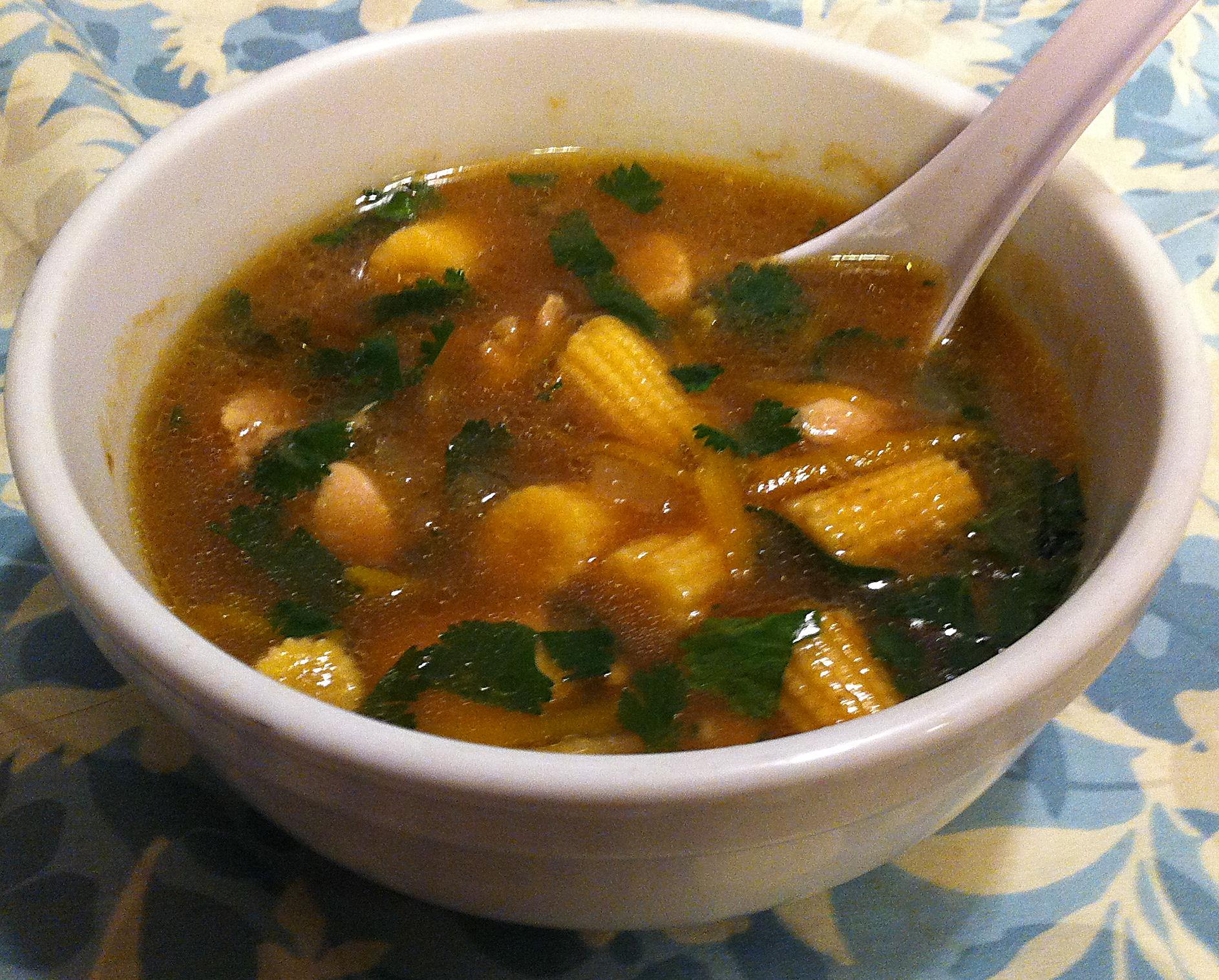 Karl S Lemongrass Chicken Soup Jabberwocky Stew