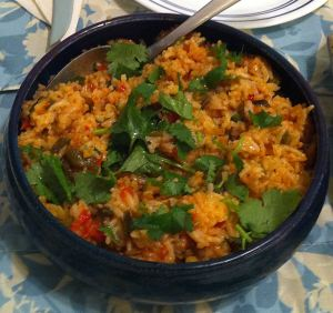 Karl's Simple Mexican Rice