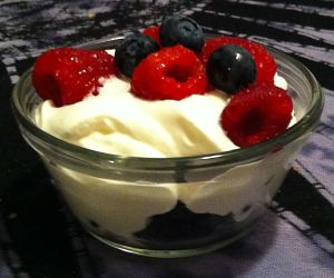 Jan's Red, White, and Blueberries