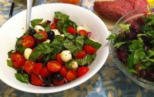 Karl's Caprese Salad 3