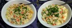 "Karl's Potato Salad Karl's ""Potato"" Salad (Cauliflower)"