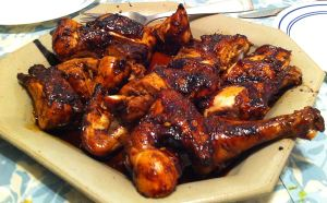 Karl's Barbecued Sichuan Chicken II