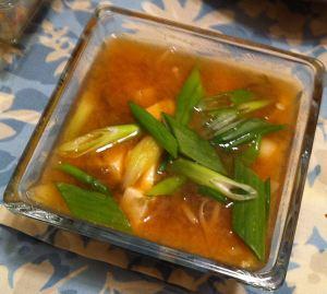 Karl's Miso Soup II