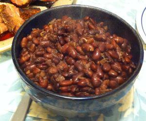 Karl's Moro Beans