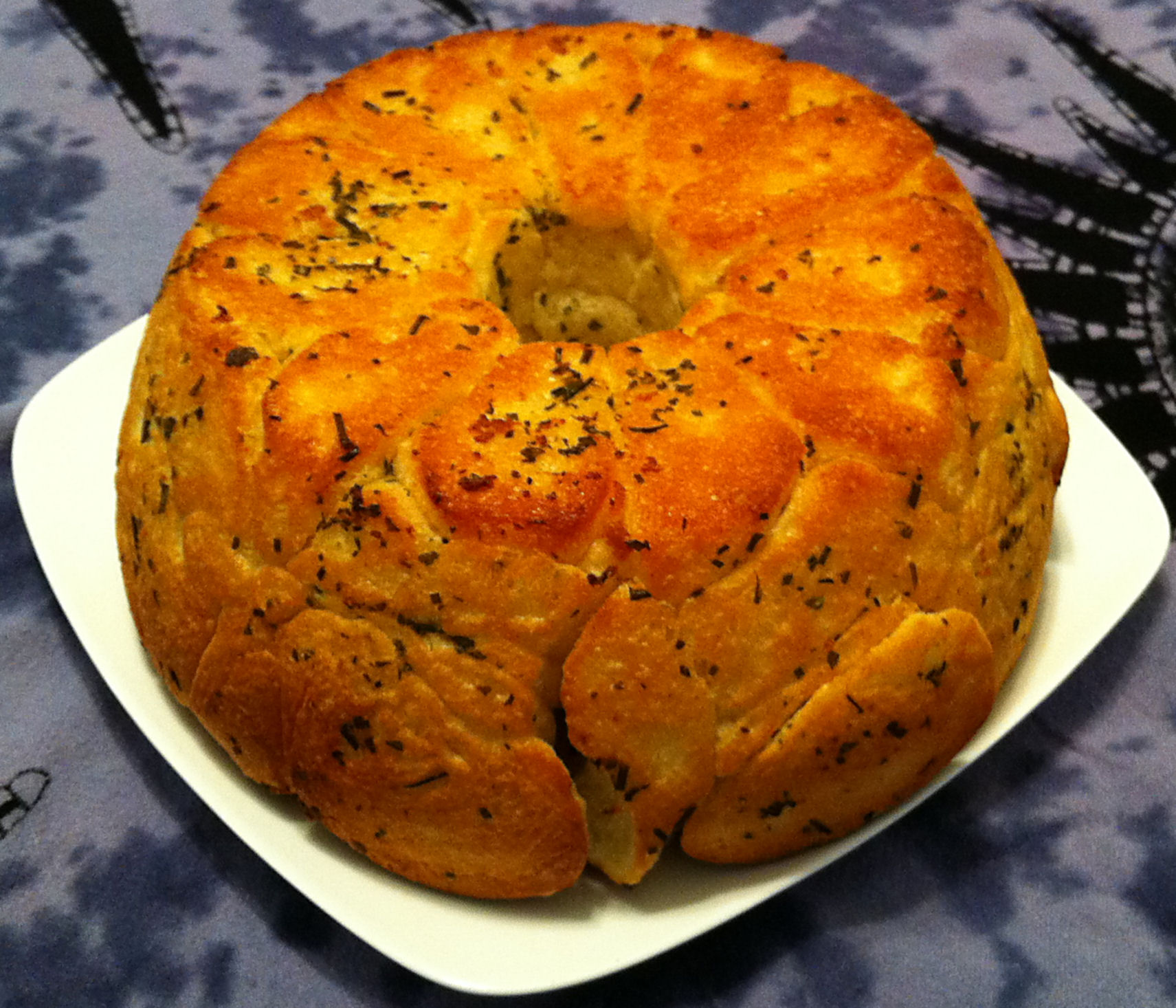 monkey bread monkey bread muffins pastor ryan s monkey bread savory ...