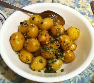 Karl's Potato Thyme
