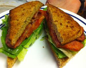 Karl's Turkey Bacon BLT