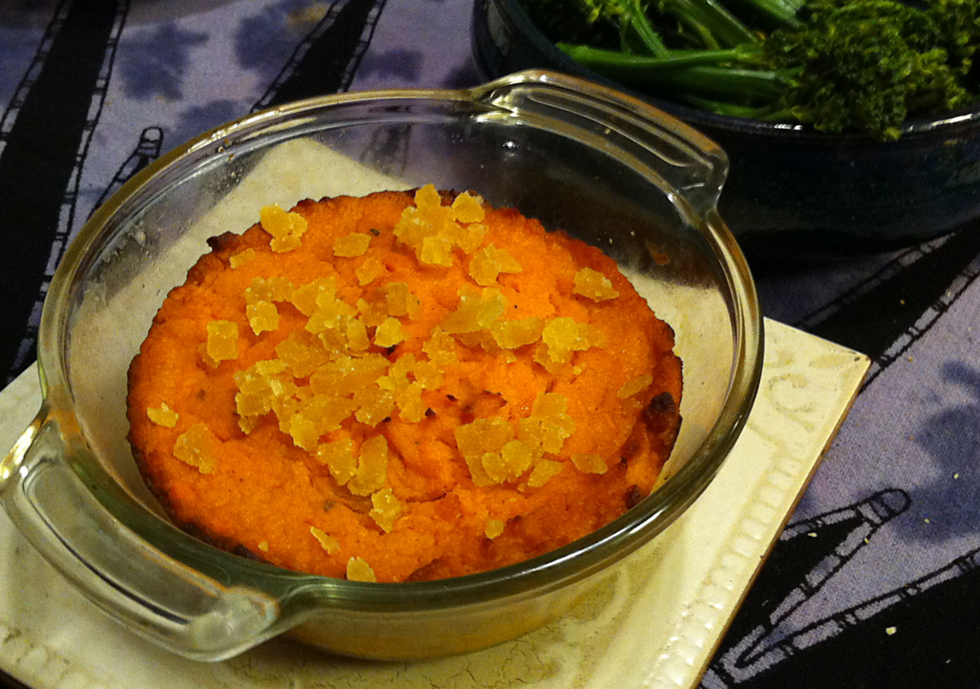 how to know if sweet potato is cooked