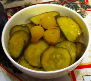Karl's Bread and Butter Pickles