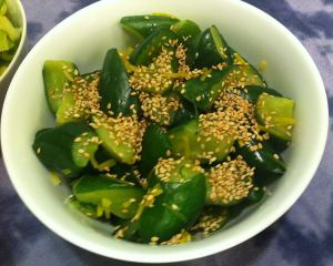 Karl's Yuzu Japanese Cucumber Pickles