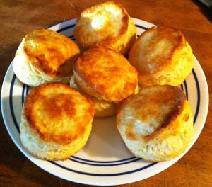 Karl's Buttermilk Biscuits