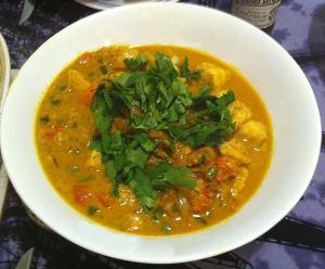 Karl's Goan Fish Curry