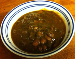Karl's Quick Beef Chili with Beans