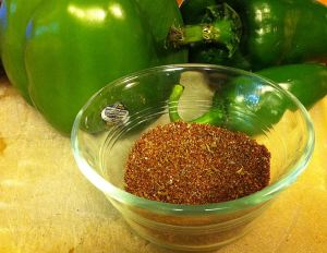 Karl's Quick Chili Powder