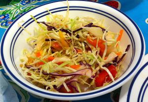 Karl's South American Slaw