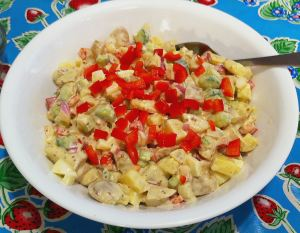 Karl's Memorial Day Potato Salad
