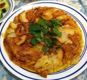 Karl's Tapas: Tortilla Española (Spanish Potato Omelette)