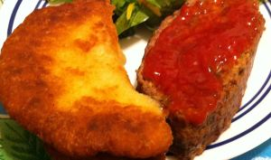 Karl's Meatloaf with Orange Marmalade Sauce