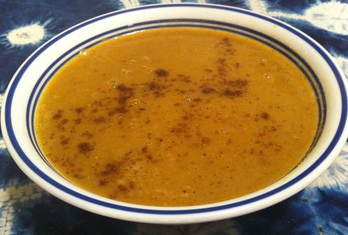 Karl's Red Lentil Soup