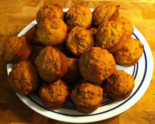 Karl's Alpen Mini-muffins