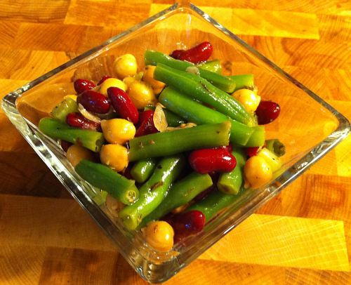 Karl's Three Bean Salad