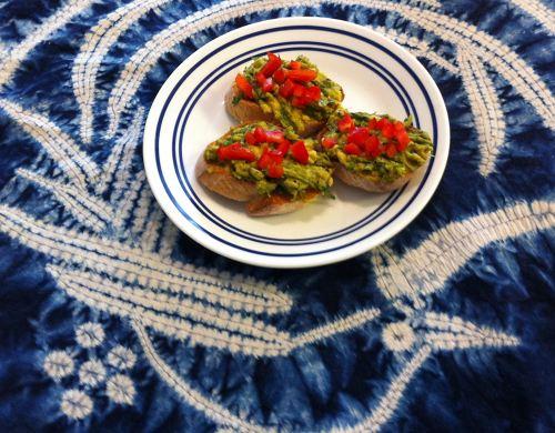 Karl's Avocado Toast
